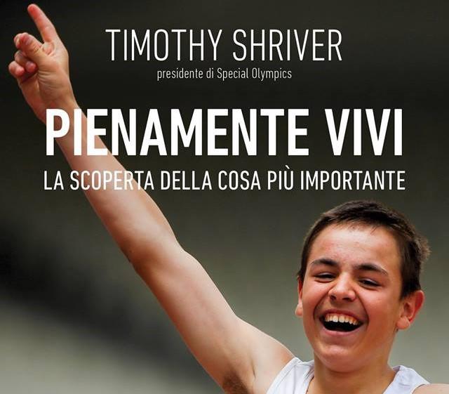 Il Presidente Internazionale di Special Olympics a Roma Tim Shriver incontra gli studenti universitari, promuove il suo libro e lo sport unificato