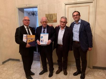 A ROMA Incontro Fenalc ed Unione Italiana Ciechi