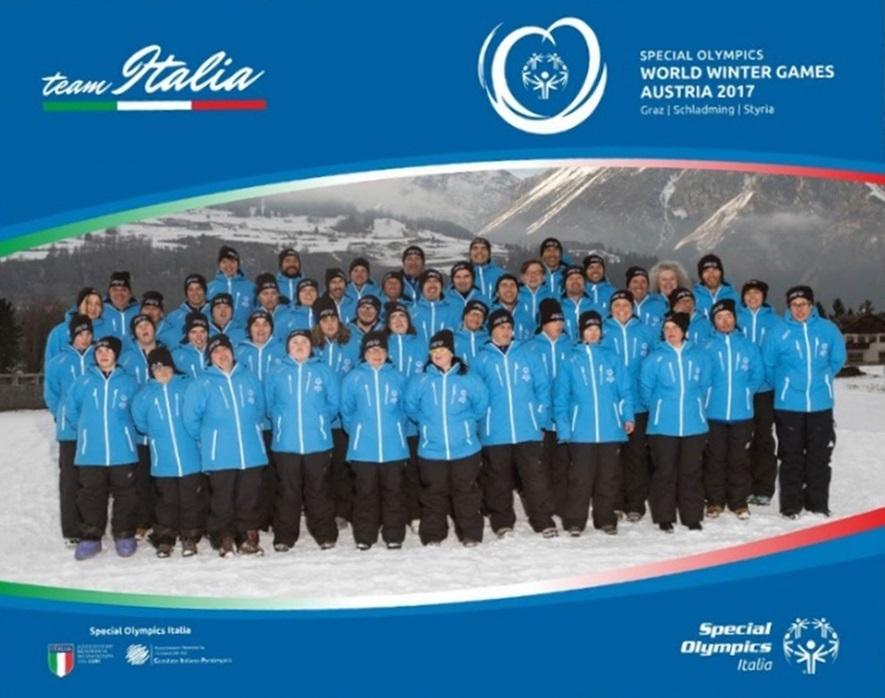 DODICI GIORNI DI GARE Giochi Mondiali Invernali Special Olympics