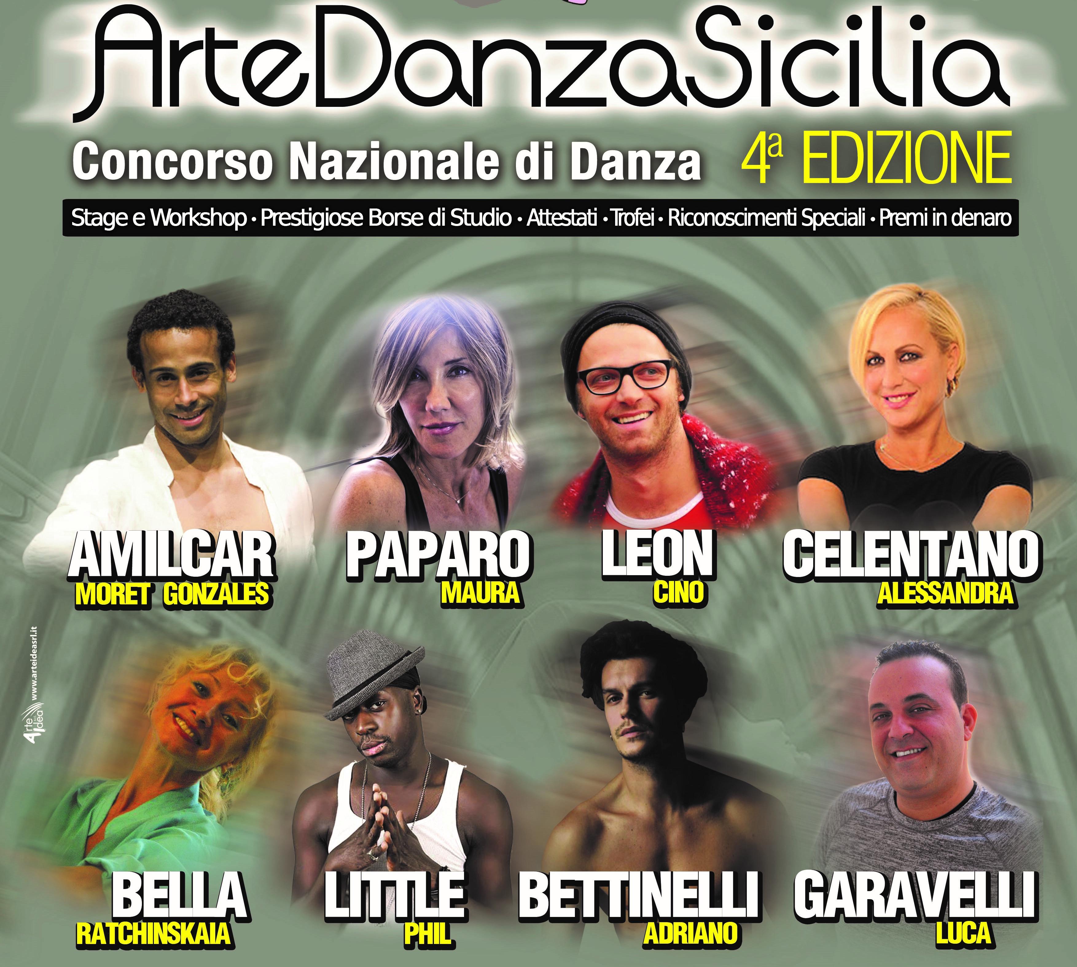 FENALC DANZA NAZIONALE: 4° Edizione Concorso Nazionale di Danza