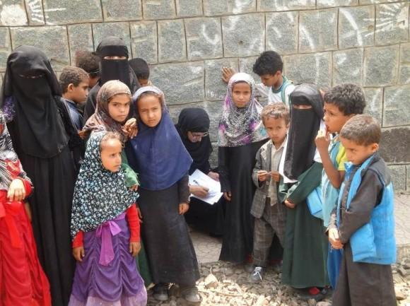 COME IN SIRIA Il dramma dei bambini in Yemen